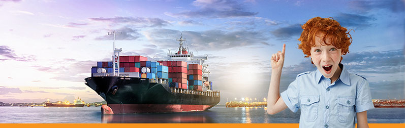 Sea Freight from the UK